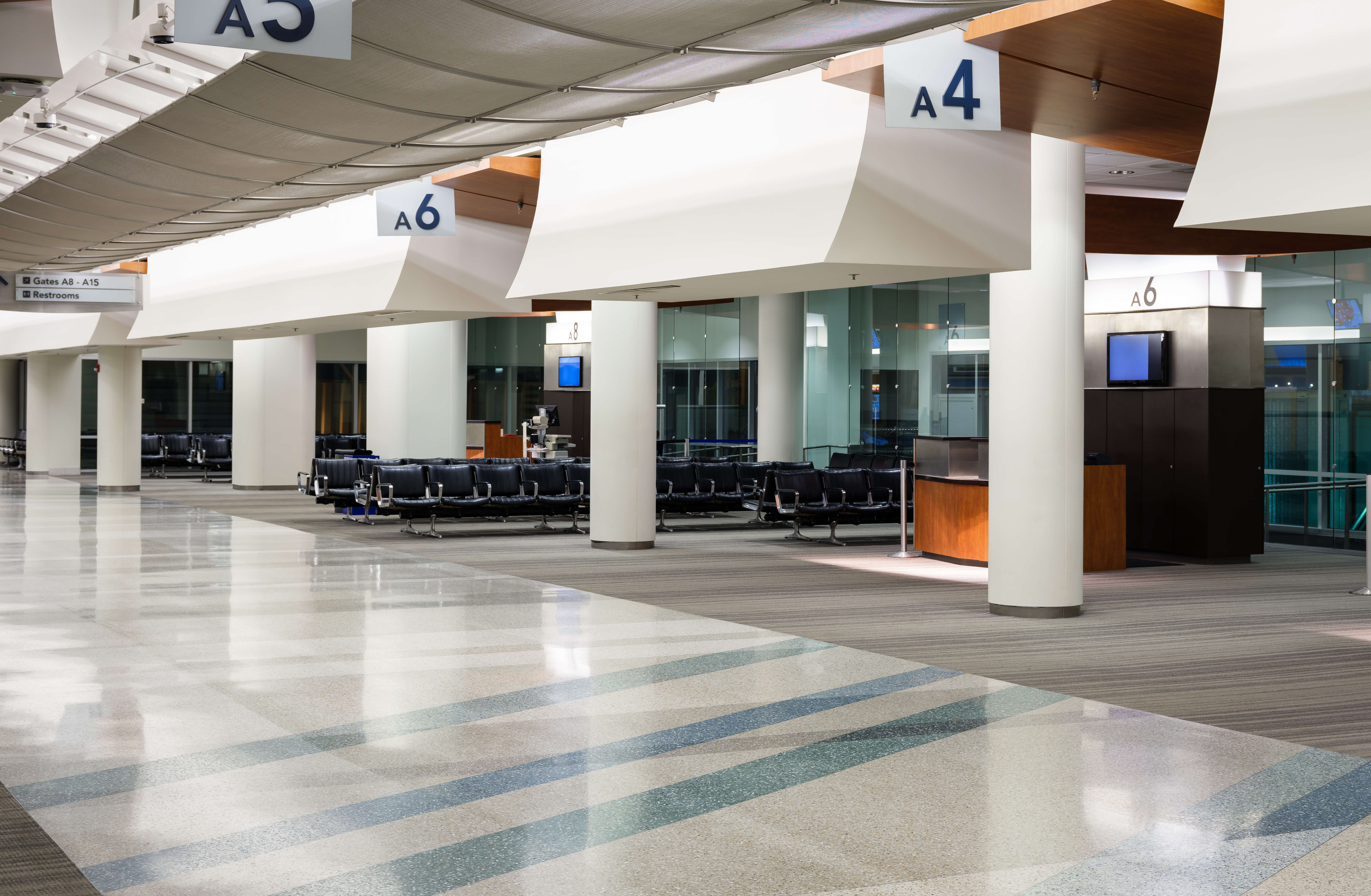 Tile And Stone >> Louisville International Airport – Rosa Mosaic